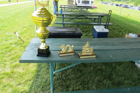 Paddlin' for MB takes home the 2014 Grand Champion trophy.